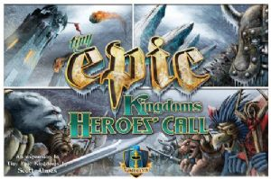 Tiny Epic Kingdoms : Heroes' Call